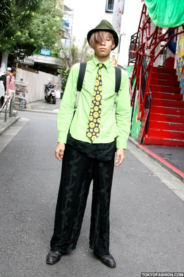 Harajuku Fashion Guy
