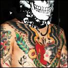 Chest Tattoo Art