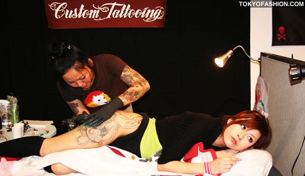 Tokyo Tattoo Shops