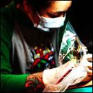 Japanese Tattoo Artist