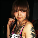 Japanese Girl With Tattoos