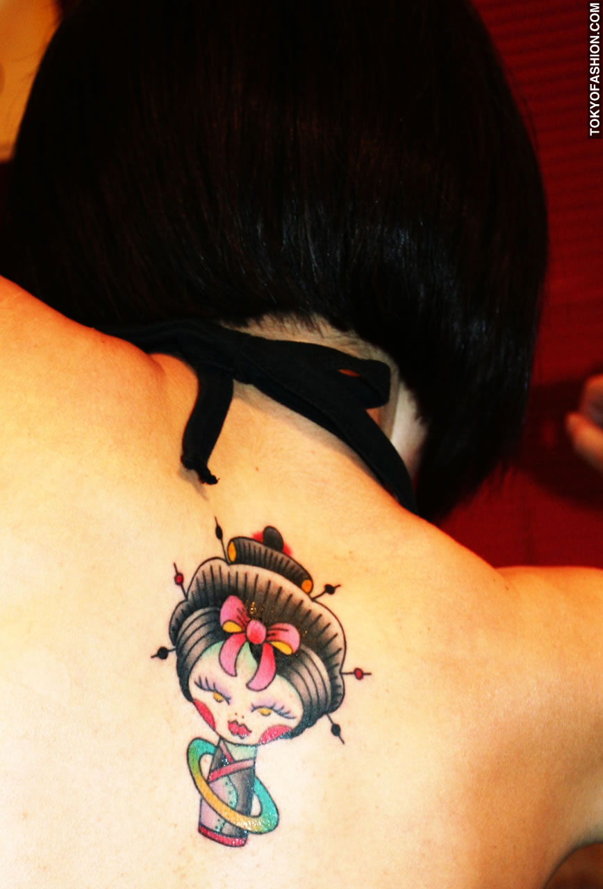 Top 10 Tokyo Tattoo Shops