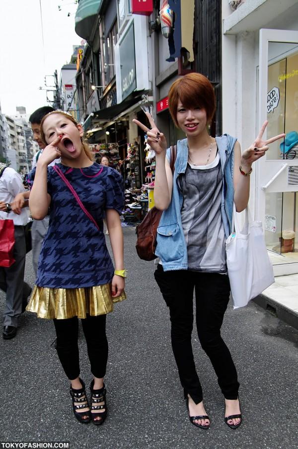 Cute Harajuku Girls