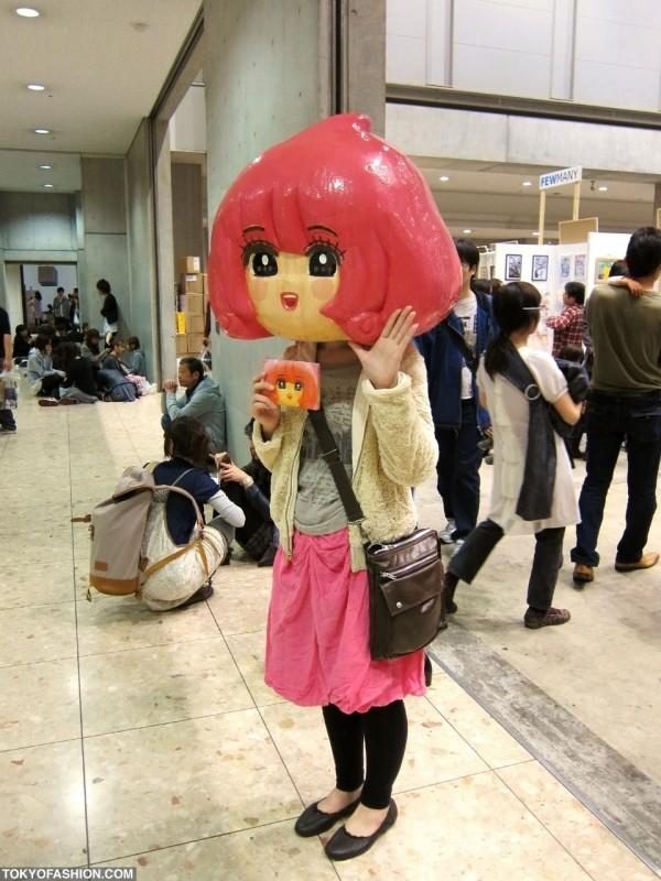 Manga Girl at Design Festa