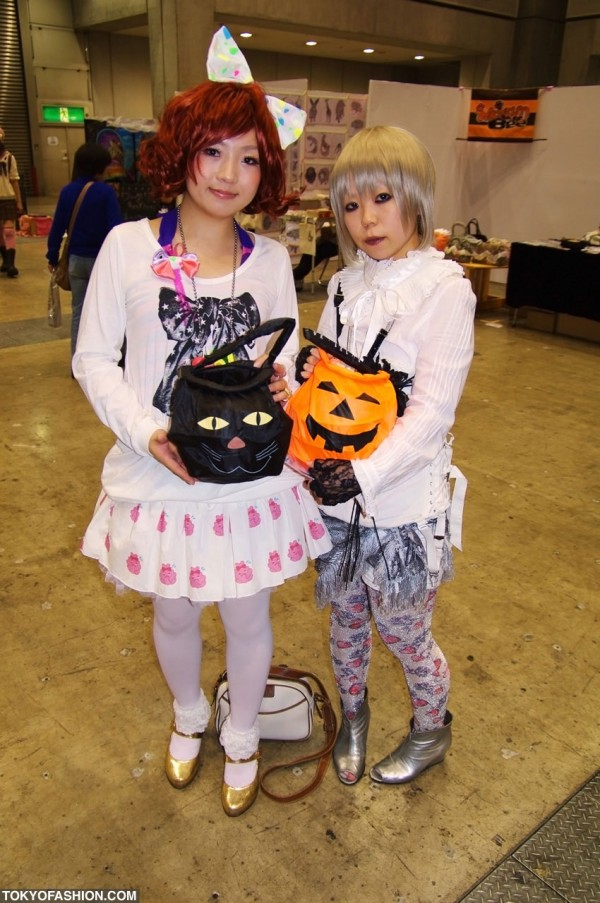 Trick or Treat Japanese Style