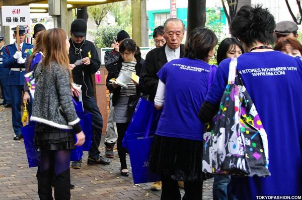 H&M Shinjuku Shirts