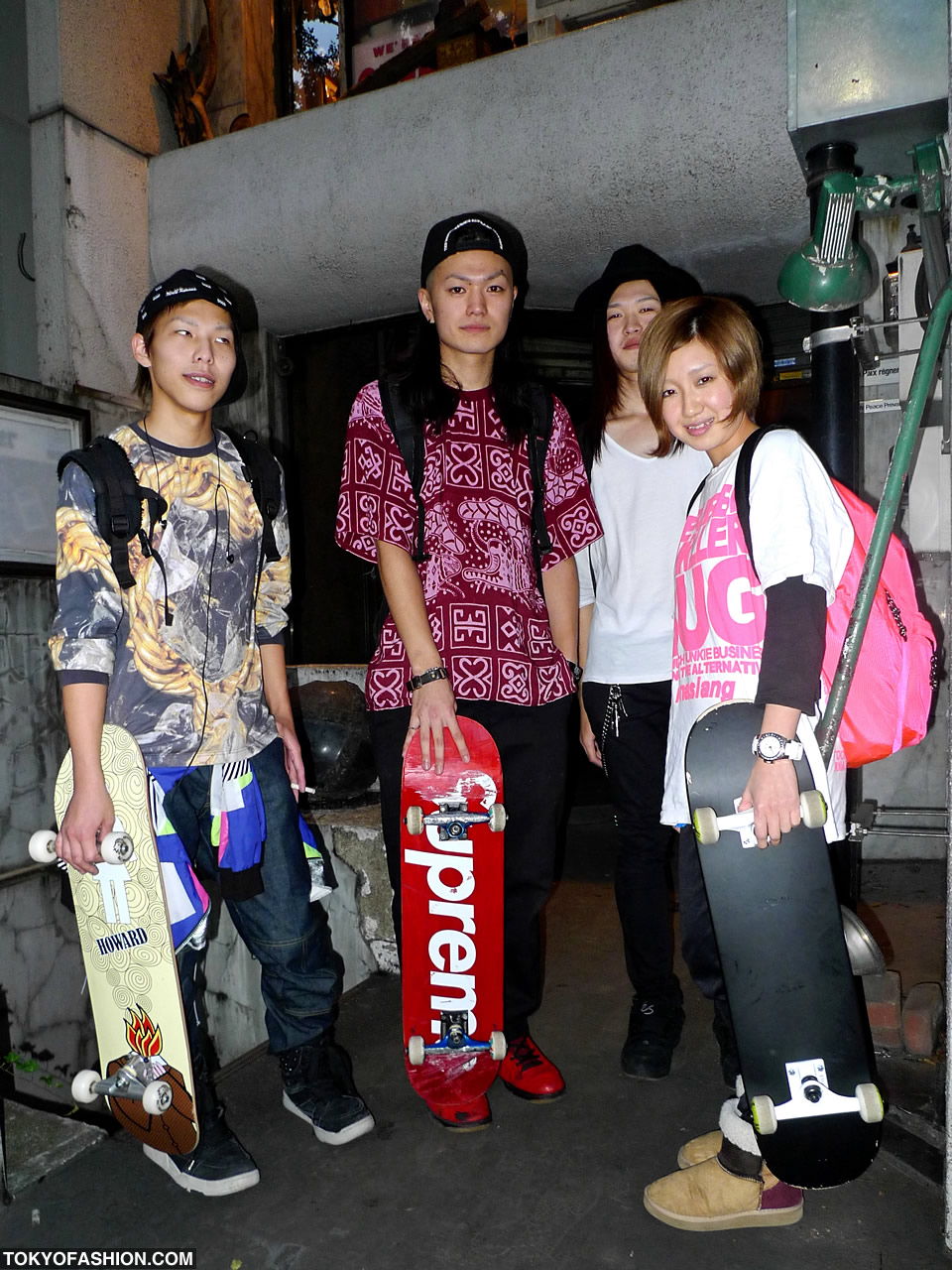 Image result for skater in supreme