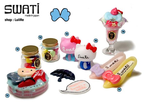 Hello Kitty x Swati