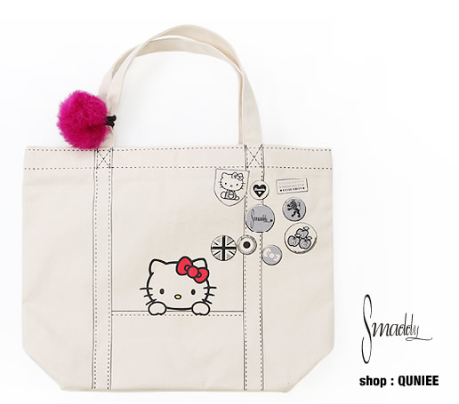 Hello Kitty x Smaddy Bags
