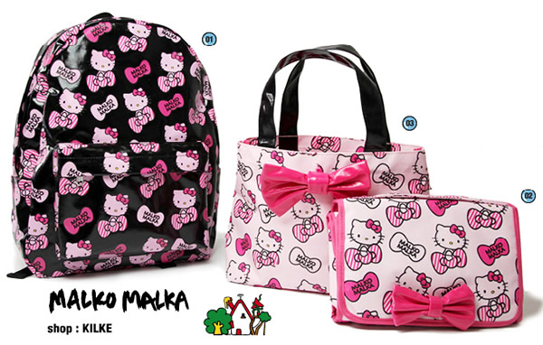 Hello Kitty x Malko Malka