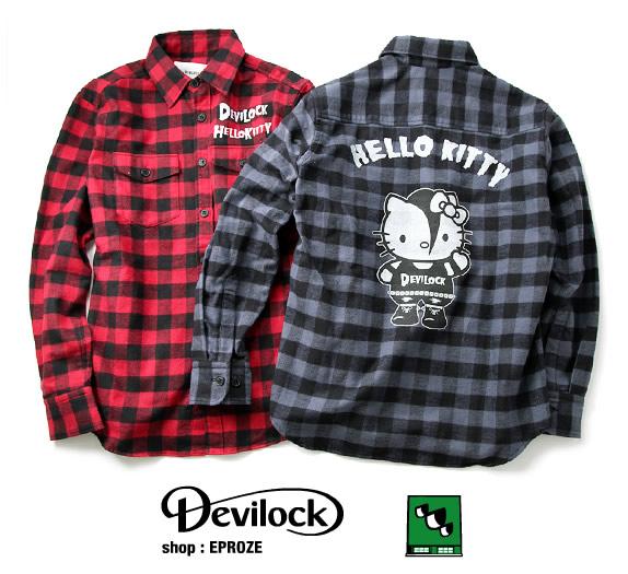 Hello Kitty x Devilock
