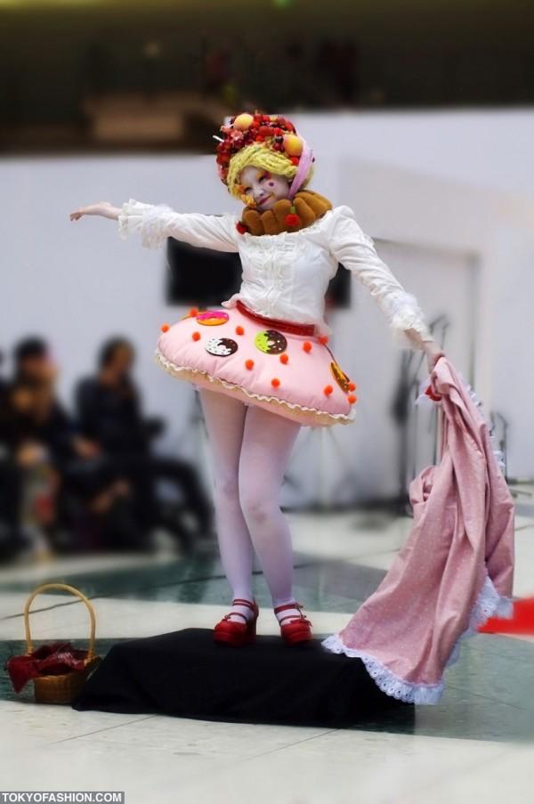 Japanese Fantasy Fairy Tale Fashion Show