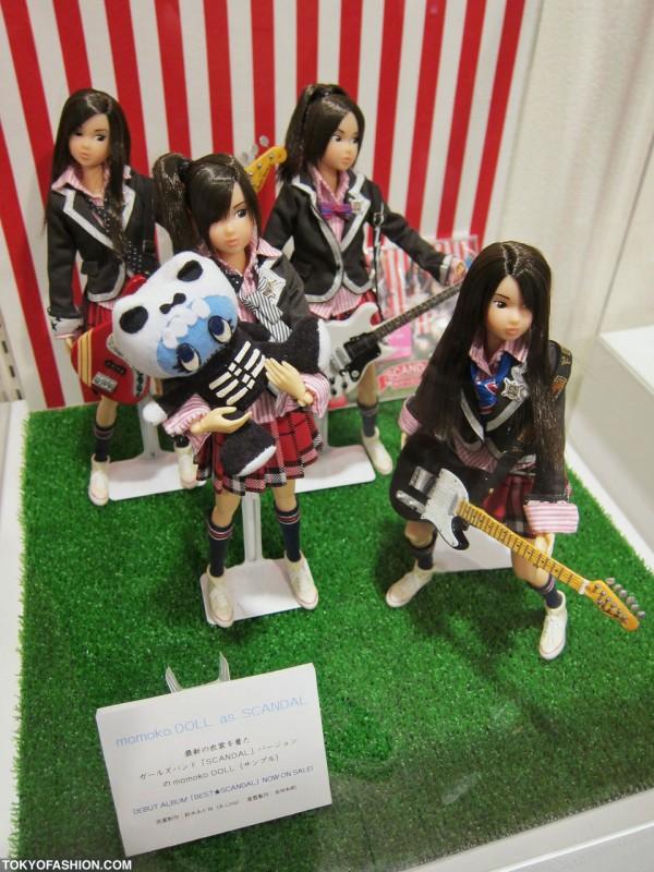 Scandal as Momoko Dolls