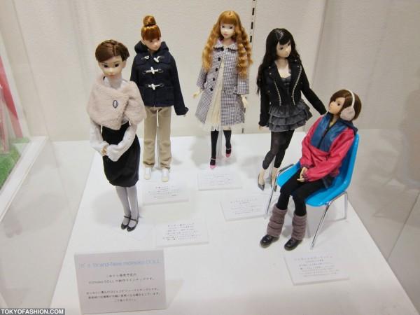 Brand New Momoko Doll