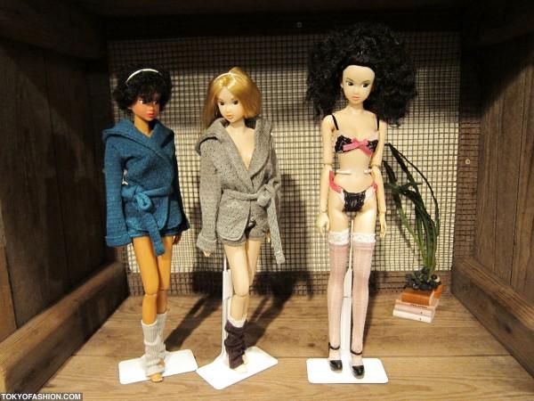 Japanese Lingerie Dolls