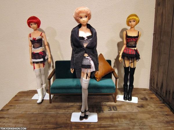 Momoko Lingerie Dolls