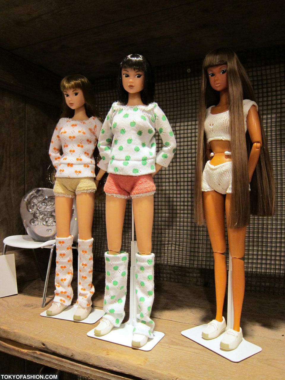 Japanese lingerie show