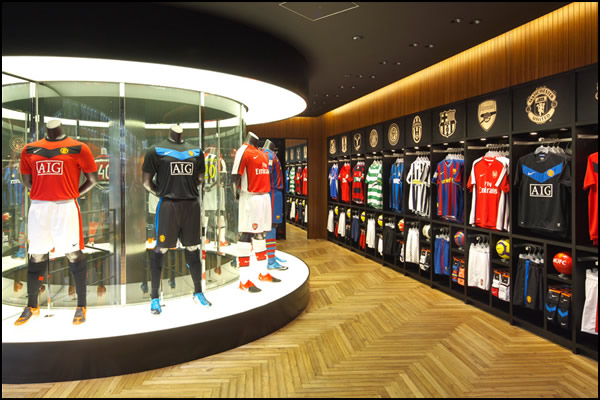 Nike Harajuku Flagship