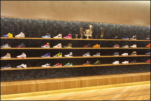 Nike Harajuku Interior