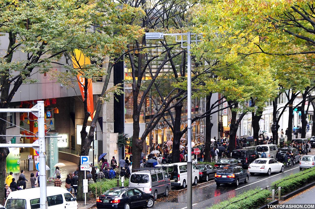 de35cc6935fa38 Nike Harajuku Store Grand Opening