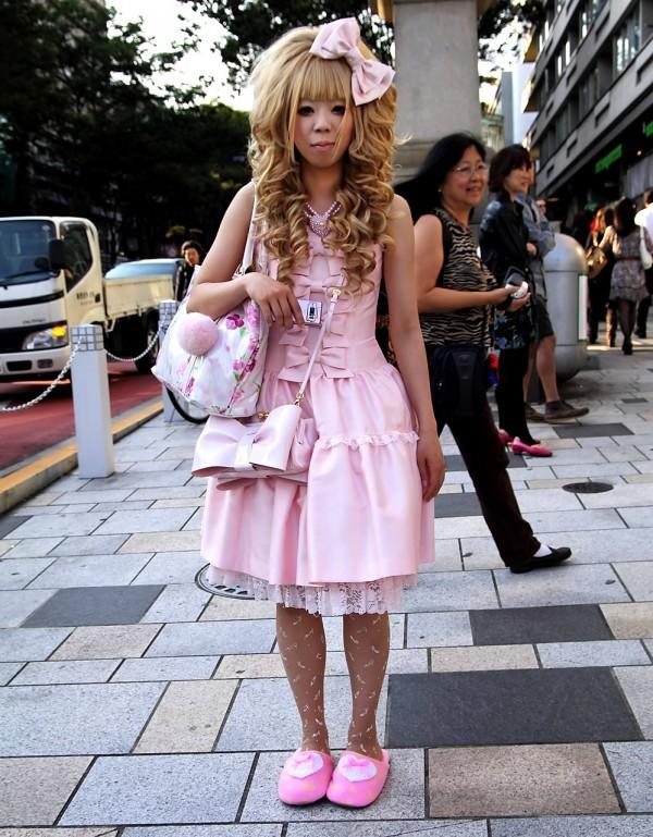 Japanese Sweet Lolita