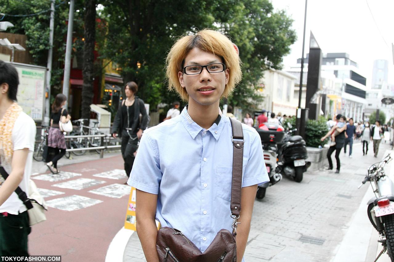 2 Cool Japanese Guys In Harajuku