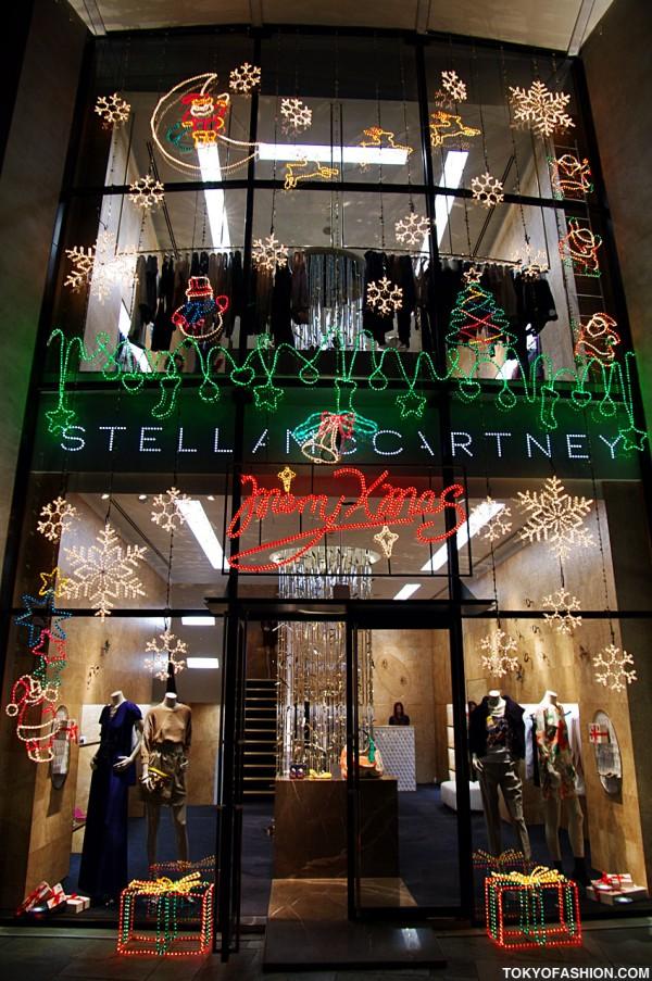 Stella McCartney Aoyama Christmas