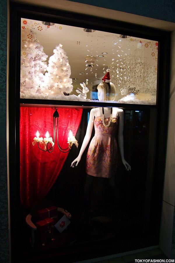 Cynthia Rowley Christmas 2009