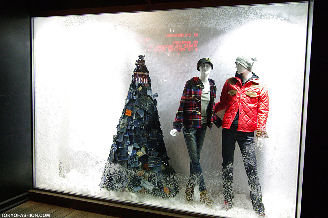 Levi's to The Snow This Christmas