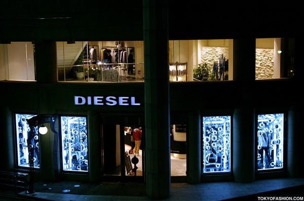 Diesel Harajuku