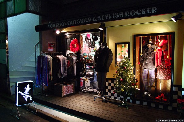Savoy Clothing Harajuku