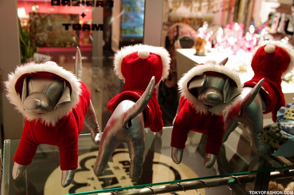 Cute Dog Santa Costumes