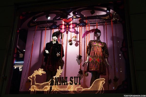 Anna Sui Christmas