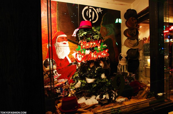 Nine by Four Hat Shop Santa