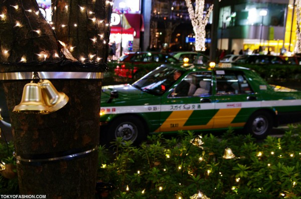 Christmas Bells in Tokyo