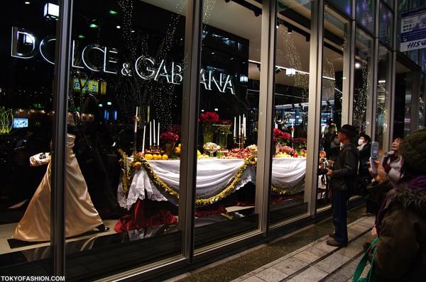 Dolce & Gabbana Tokyo