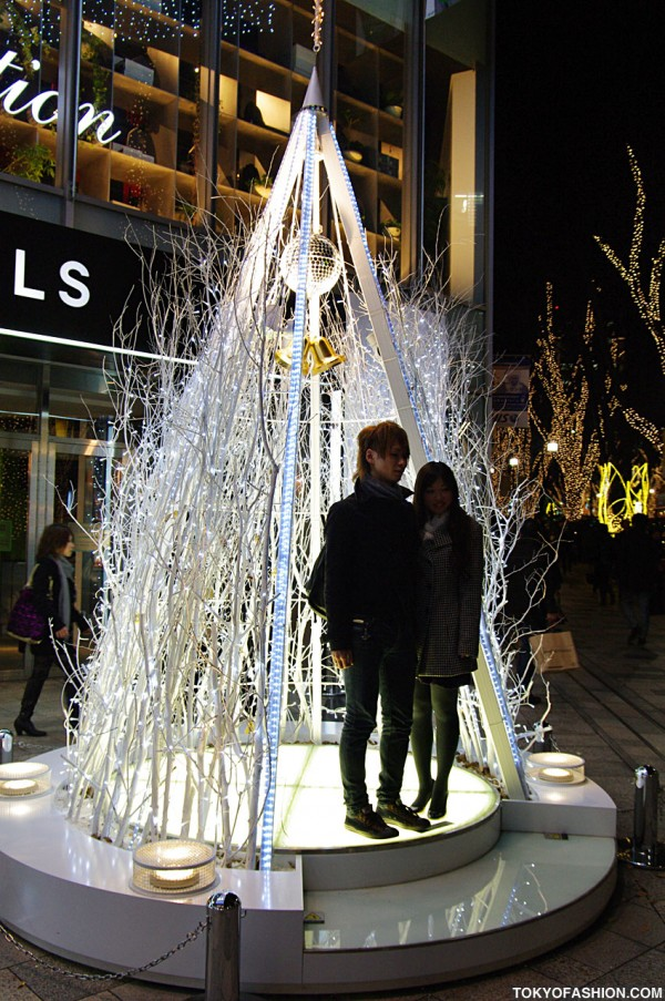 Omotesando Hills Christmas Tree