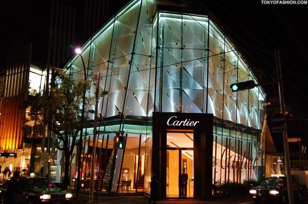 Cartier Aoyama Building