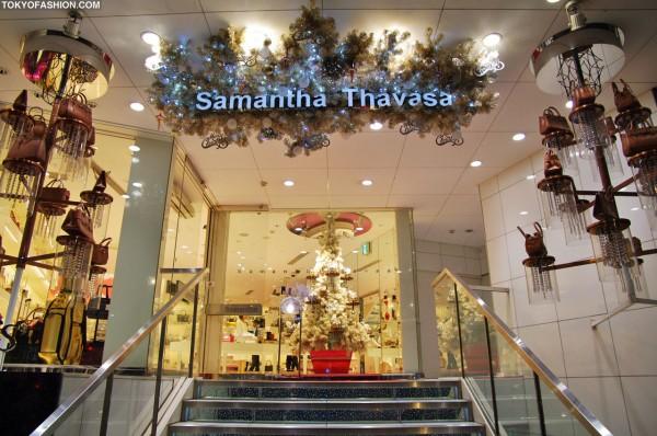 Samantha Thavasa Aoyama