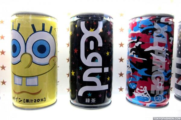 Sponge Bob vs. X-Large vs. X-Girl