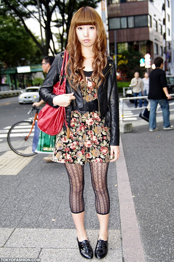 Pretty Shibuya Girl
