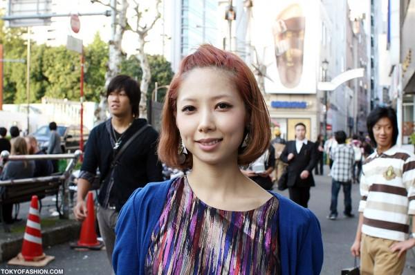 Red Hair in Harajuku