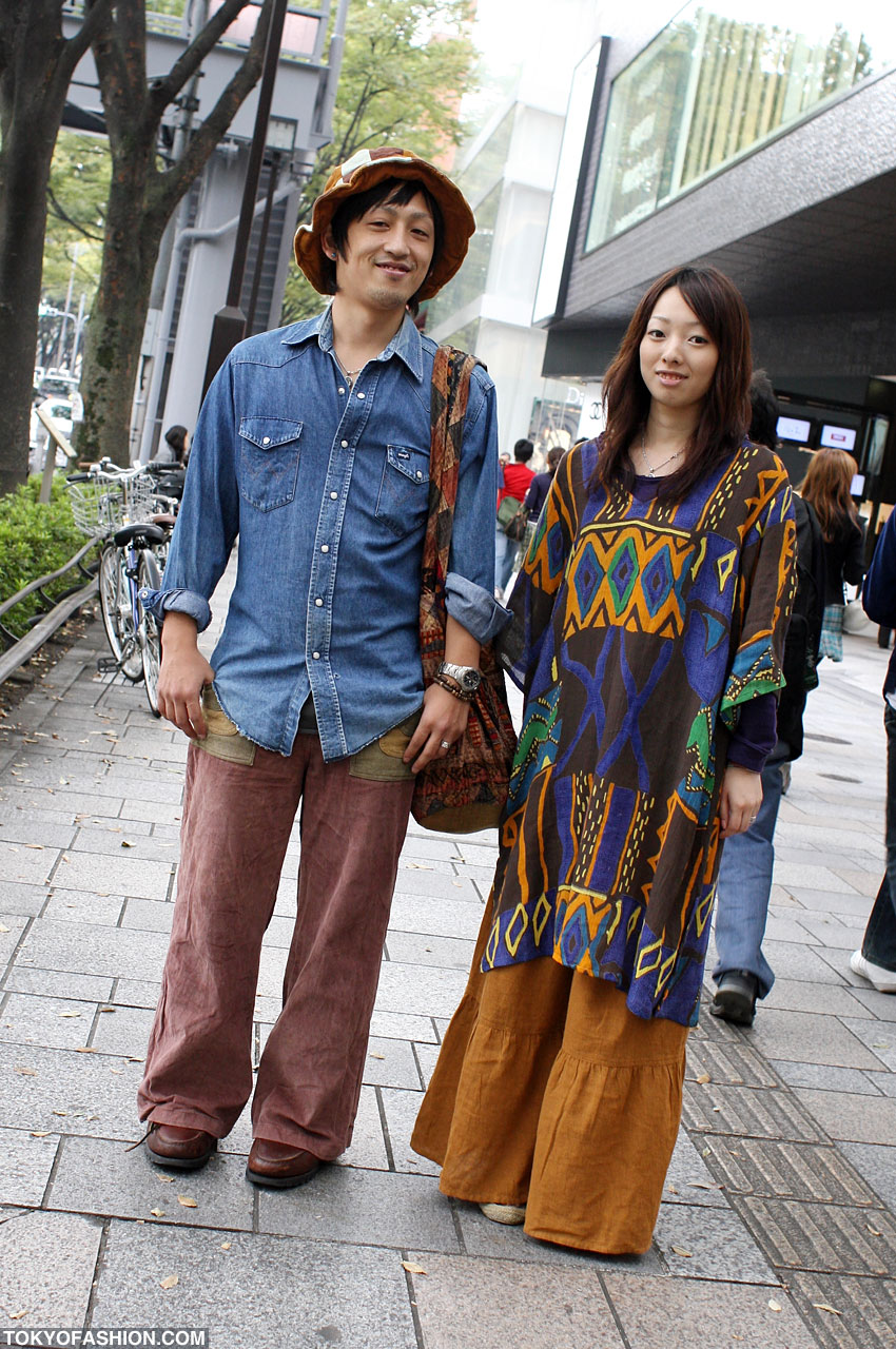 Reggae Inspired Japanese Fashion In Harajuku