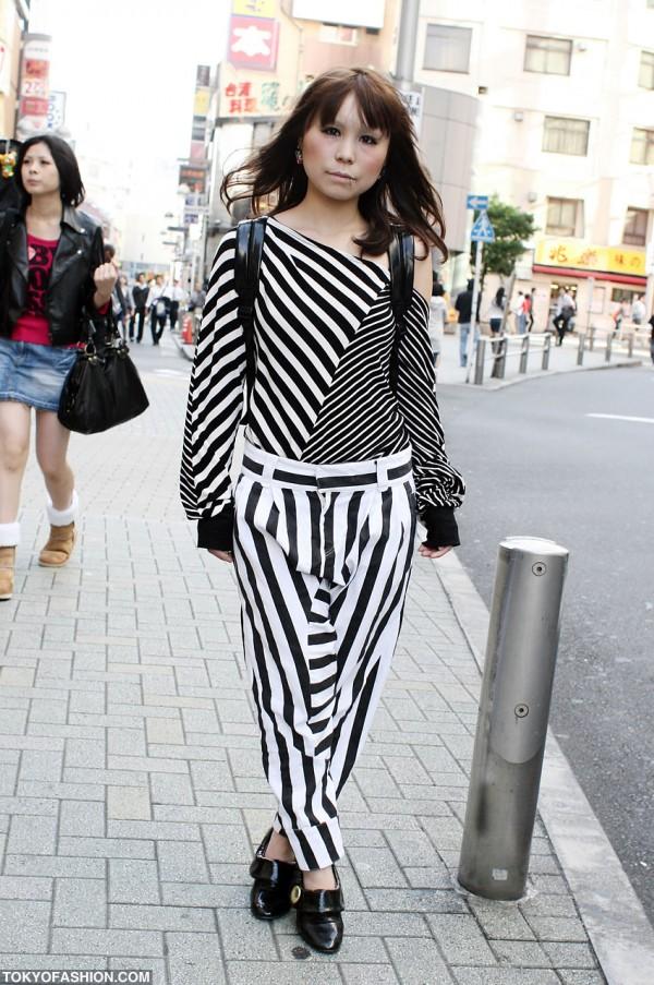 Galaxxxy Girl in Shibuya