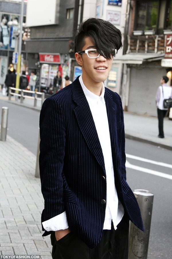 Pompadour-inspired Hairstyle?