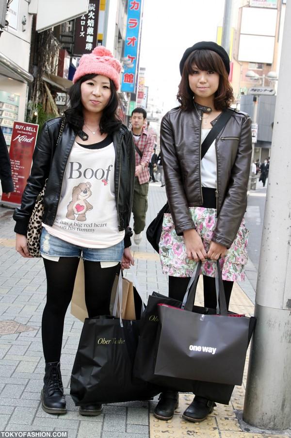 Miliyah Kato Fans Near Shibuya 109