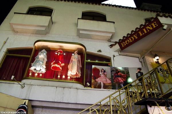 Body Line Lolita & Santa