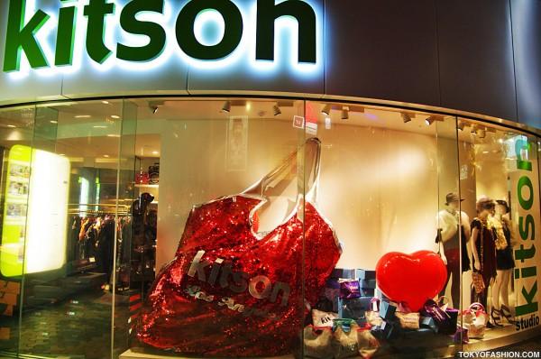 Kitson Harajuku Huge Bag
