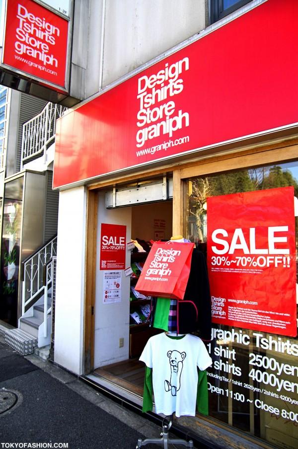 Graniph Harajuku Shop