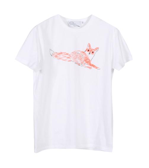 Kitsune Tokyo Shirt